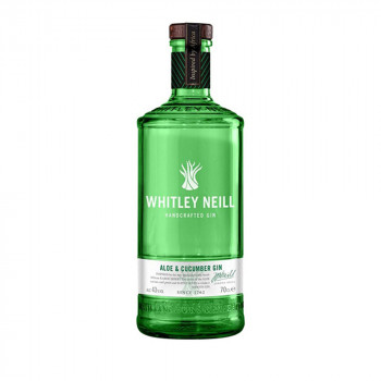 Whitley Neill Aloe & Cucumber 43% Vol. 700ml