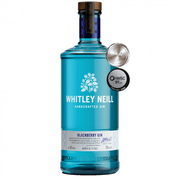 Whitley Neill Blackberry Gin 43% Vol. 700ml