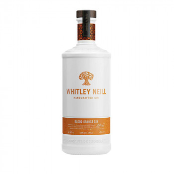 Whitley Neill Blood Orange Gin 43% Vol. 700ml