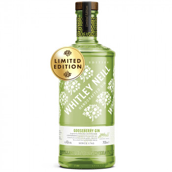 Whitley Neill Gooseberry Gin 43% Vol. 700ml