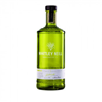 Whitley Neill Lemongrass & Ginger Gin 43% Vol. 700ml