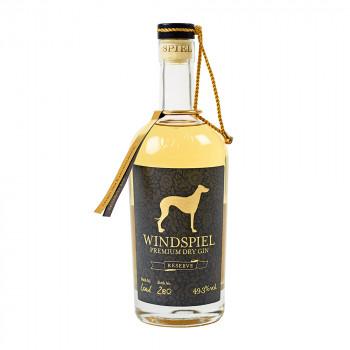Windspiel Premium Dry Gin Reserve 49,3% Vol. 500ml