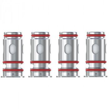 Wismec WX Coil-Serie 4er Pack Ersatz Verdampferköpfe