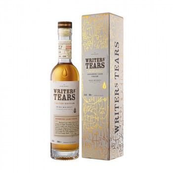 Writers Tears Japanese Mizunara Blended Whisky 55% Vol. 700ml