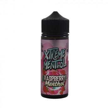 Raspberry Menthol 100ml Shortfill Liquid by Xtreme