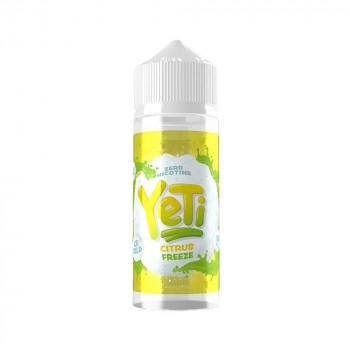Citrus Freeze 100ml Shortfill Liquid by YeTi