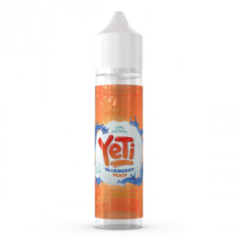 Blueberry Peach 15ml Longfill Aroma by YeTi