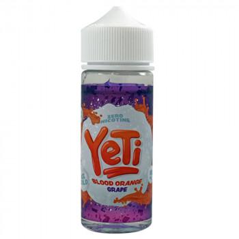 Blood Orange Grape 100ml Shortfill Liquid by YeTi