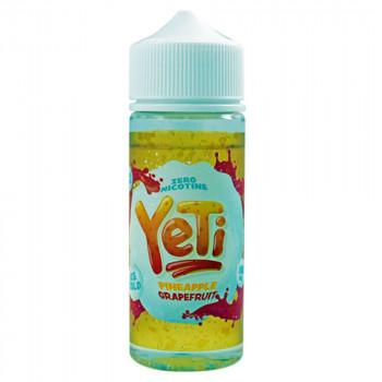 Pineapple Grapefruit 100ml Shortfill Liquid by YeTi