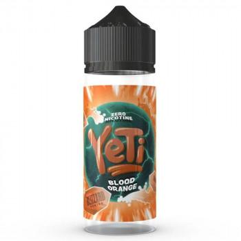 Blood Orange 100ml Shortfill Liquid by YeTi