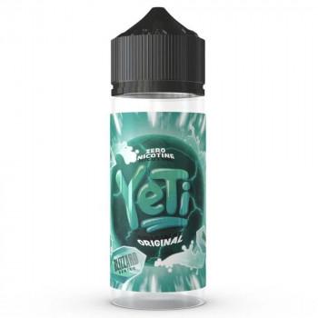 Original 100ml Shortfill Liquid by YeTi