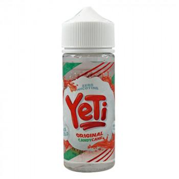 Original Candy Cane 100ml Shortfill Liquid by YeTi