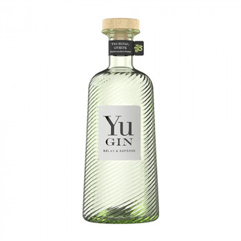 Yu Dry Gin 43% Vol. 700ml