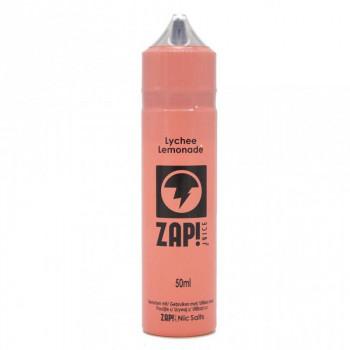 Lychee Lemonade (50ml) Plus e Liquid by ZAP! Juice