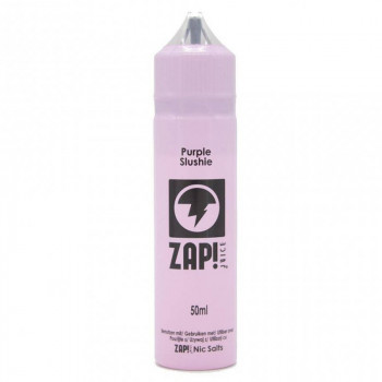 Purple Slushie (50ml) Plus e Liquid by ZAP! Juice