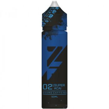 Super Acai (50ml) Plus e Liquid Z Fuel by ZAP! Juice
