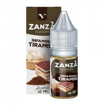 Infamous Tiramisu 10ml Aroma by Zanza