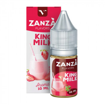 King Milk 10ml Aroma by Zanza