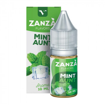 Mint Aunt 10ml Aroma by Zanza