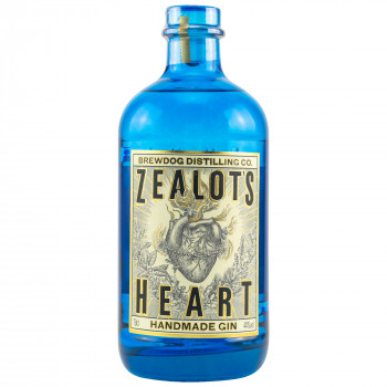 BrewDog Zealot's Heart Gin 44% 700ml