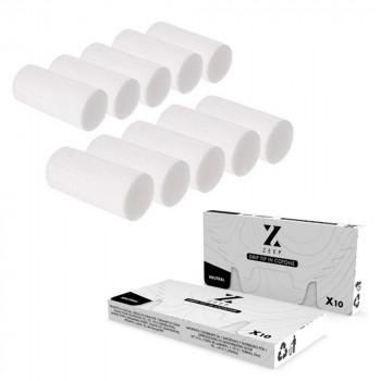 ZeepVape ZEEP Ersatzfilter 10er Pack