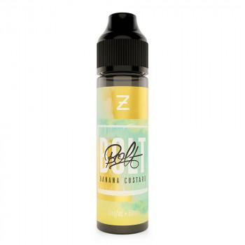 Bolt Banana Custard 50ml Shortfill Liquid by Zeus Juice