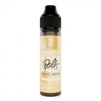 Bolt Vanilla Custard 50ml Shortfill Liquid by Zeus Juice