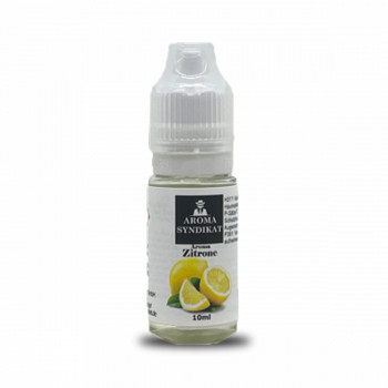 Zitrone 10ml Aroma by Aroma Syndikat
