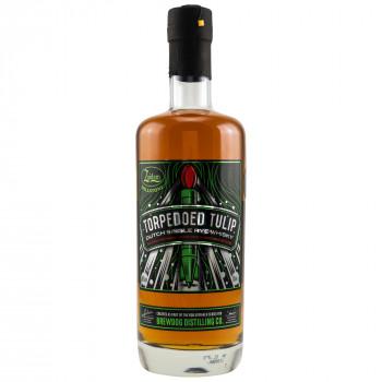 BrewDog Zuidam Torpedoed Tulip Rye Whisky 46% 700ml