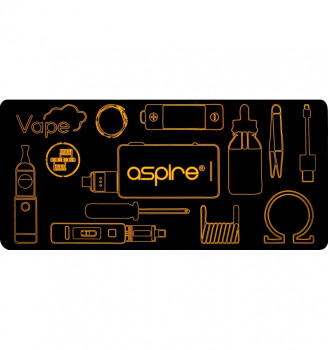 Aspire Wickelmatte / Building Mat