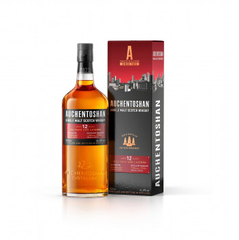 Auchentoshan 12 Jahre Single Malt Scotch Whisky 40% Vol. 700ml