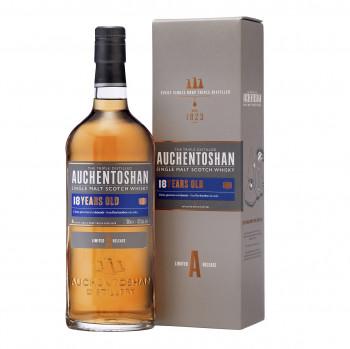 Auchentoshan 18 Jahre Single Malt Scotch Whisky 43% Vol. 700ml