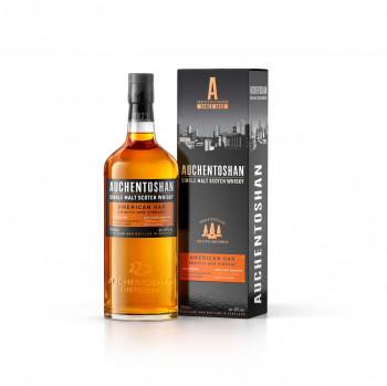 Auchentoshan American Oak Single Malt Scotch Whisky 40% Vol. 700ml