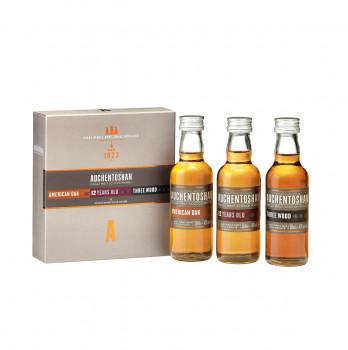 Auchentoshan Gift Collection Single Malt Scotch Whisky 40%-43% Vol. 150ml