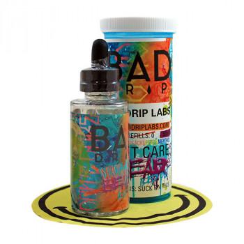 Don't Care Bear (50ml) Plus e Liquid by Bad Drip Labs