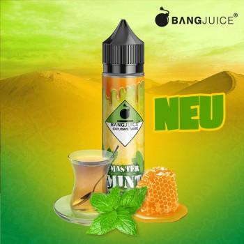 Master Mint 15ml Bottlefill Aroma by BangJuice