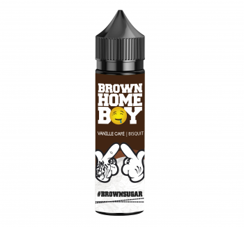 #Brownsugar - Brown Home Boy 20ml Longfill Aroma by #GangGang