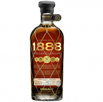 Brugal 1888 Dominikanischer Premium Rum 40% Vol. 700ml