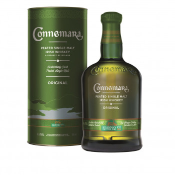 Connemara getorfter Single Malt Irish Whisky 40% Vol. 700ml