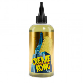 Creme Kong Caramel 200ml Shortfill Liquid by Retro Joes