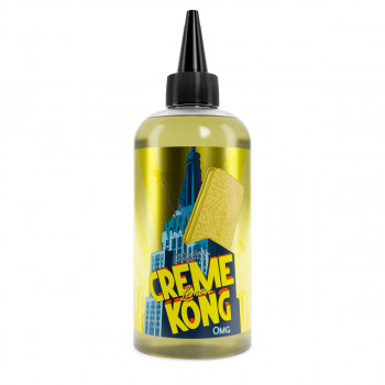 Creme Kong Lemon 200ml Shortfill Liquid by Retro Joes