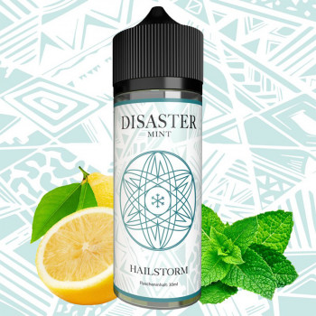 Hailstorm 30ml Longfill Aroma by Disaster Mint