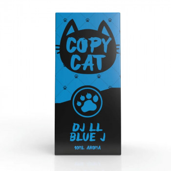 DJ LL Blue J 10ml Aroma by Copy Cat
