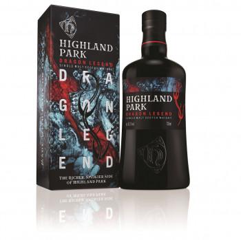 Highland Park Dragon Legend Single Malt Scotch Whisky 43,1% Vol. 700ml