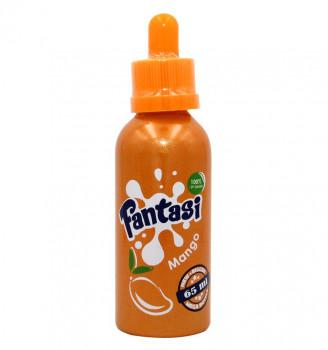 Mango (50ml) Plus e Liquid by Fantasi Mix