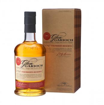 Glen Garioch Founder's Reserve Highland Single Malt Scotch Whisky 48% Vol. 700ml