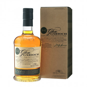 Glen Garioch 12 Jahre Highland Single Malt Scotch Whisky 48% Vol. 700ml