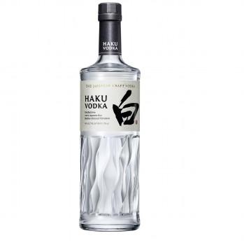 Haku Vodka aus weißem, japanischem Reis 40% Vol. 700ml