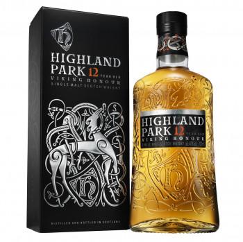 Highland Park 12 Jahre Viking Honour Single Malt Scotch Whisky 40% Vol. 700ml