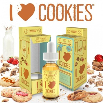 I LOVE COOKIES eLiquid